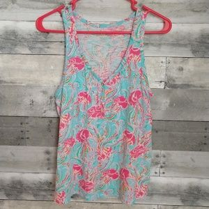 Lilly Pulitzer Hartley tank top